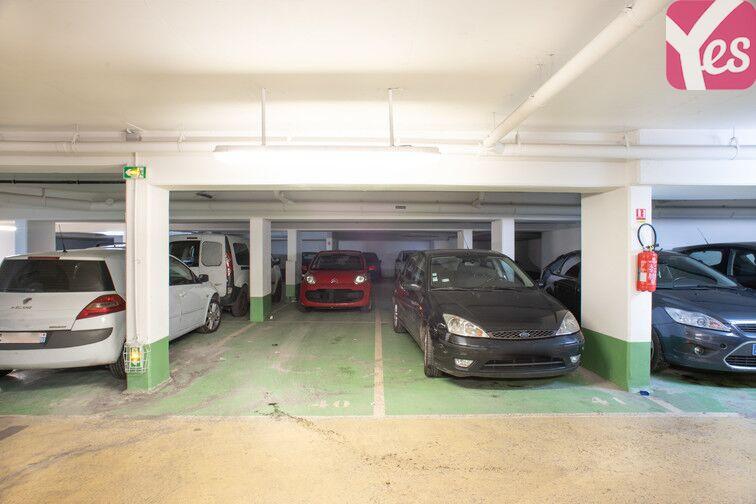 Parking Centre-ville - Aubervilliers location