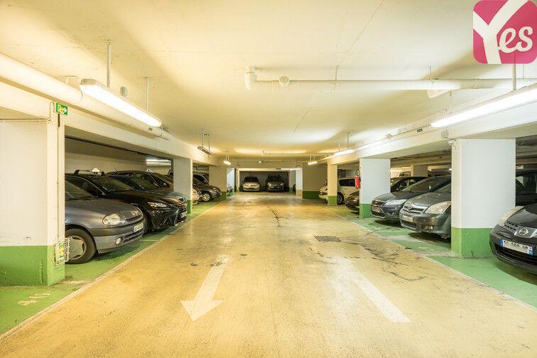 Parking Centre-ville - Aubervilliers box