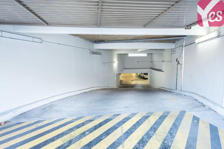 Parking Centre-ville - Aubervilliers en location