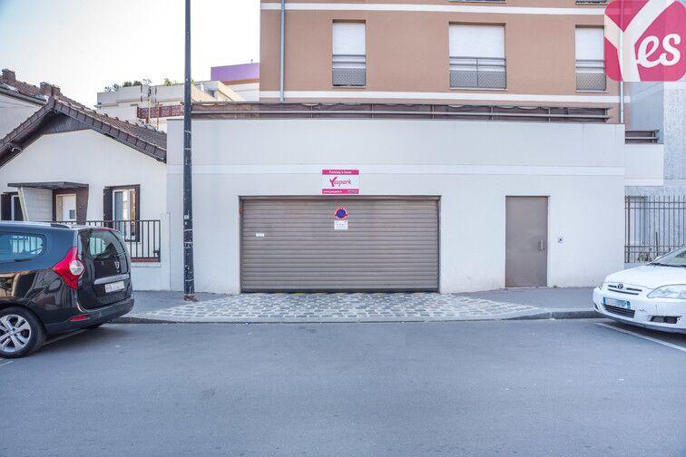 Parking Centre-ville - Aubervilliers 93300