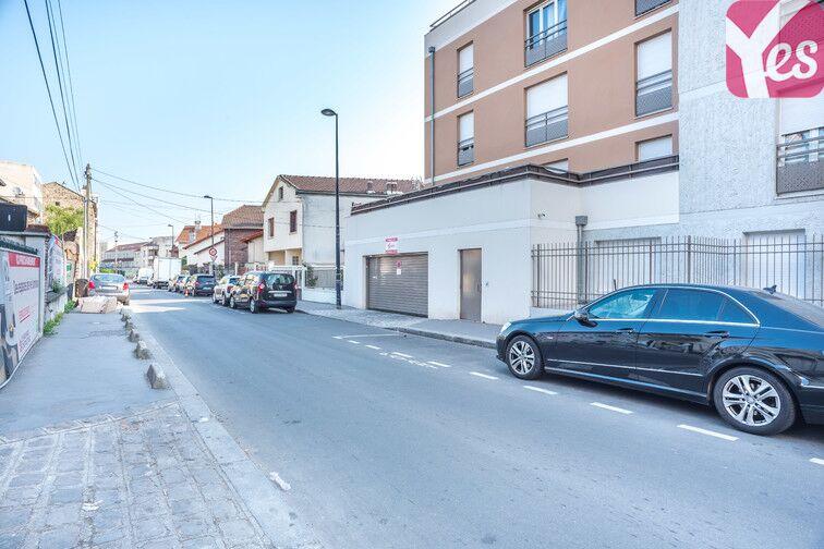 Parking Centre-ville - Aubervilliers gardien