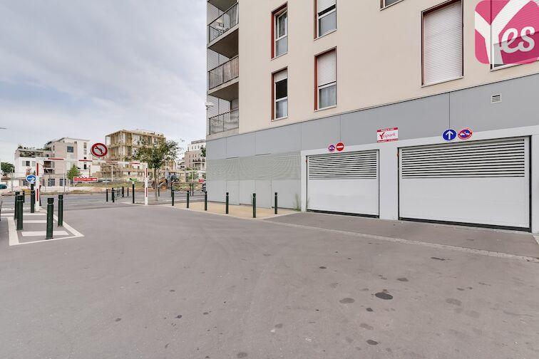 Parking Nanterre - Ville sécurisé