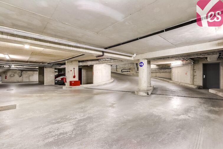 Parking Nanterre - Ville location mensuelle