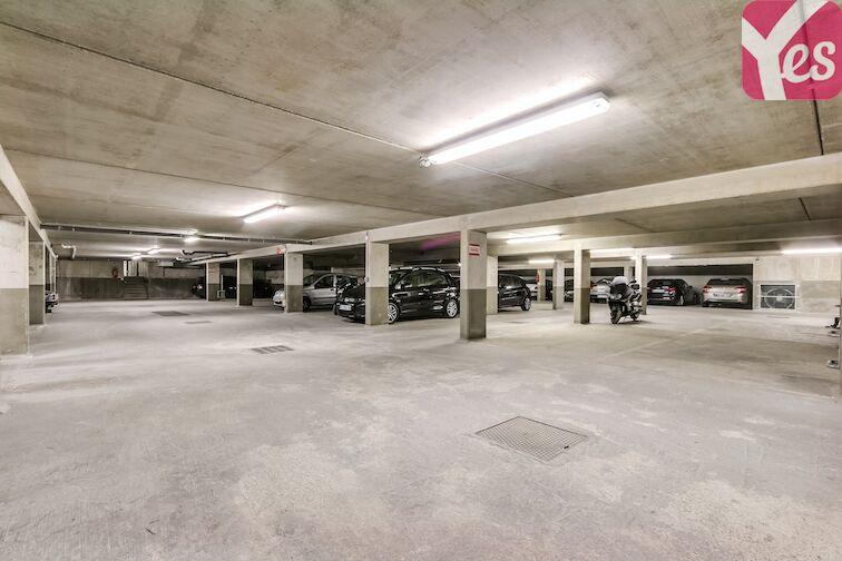Parking Nanterre - Ville avis