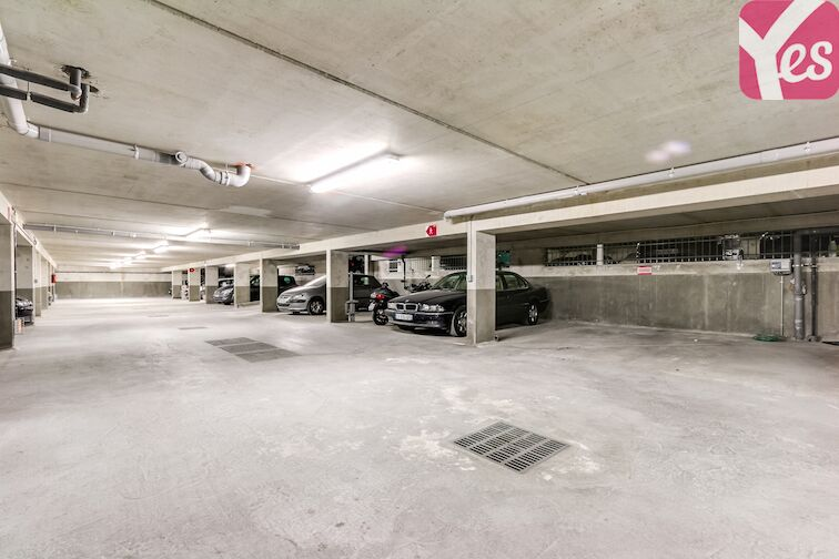 Parking Nanterre - Ville caméra