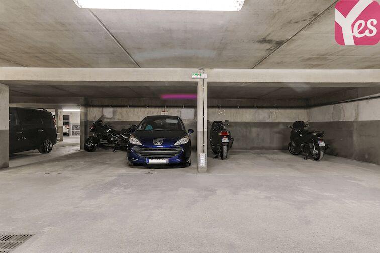 Parking Nanterre - Ville box