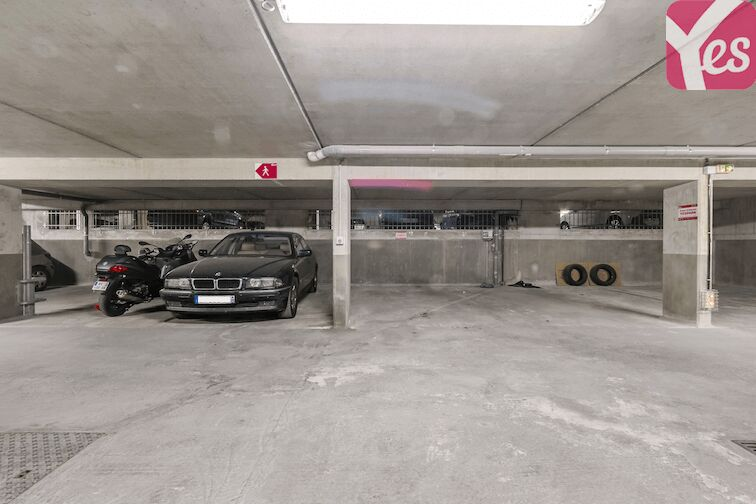 Parking Nanterre - Ville à louer