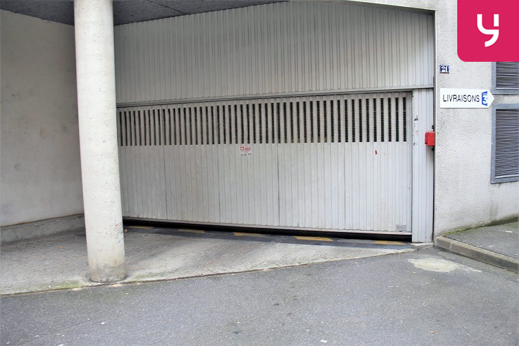 Parking Lourmel - Paris 15 en location