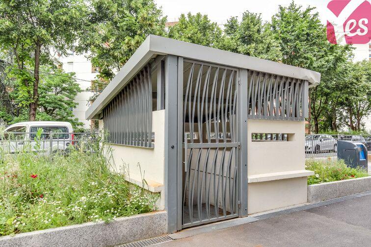 Parking Cimetière de Bois-Colombes - Asnières-sur-Seine location