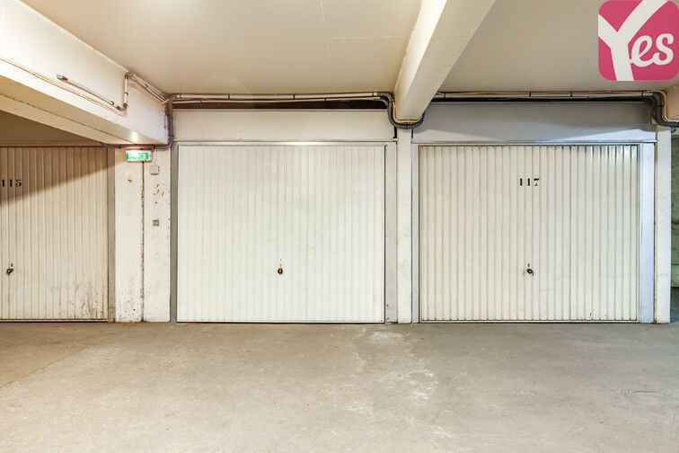 Parking Cimetière de Bois-Colombes - Asnières-sur-Seine souterrain