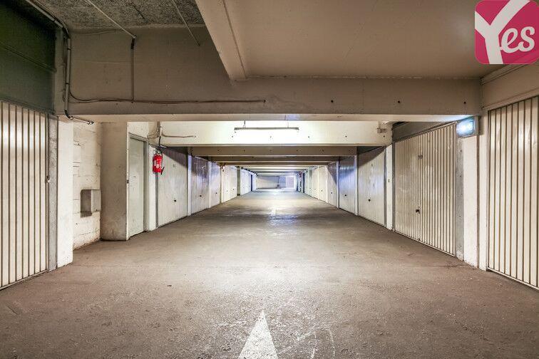 Parking Cimetière de Bois-Colombes - Asnières-sur-Seine gardien