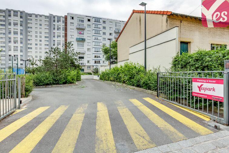 Parking Cimetière de Bois-Colombes - Asnières-sur-Seine sécurisé
