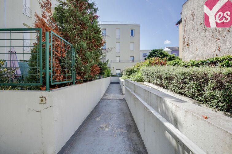 Parking Les îles - La Ferme - Avenue du Bas Meudon - Issy-les-Moulineaux garage