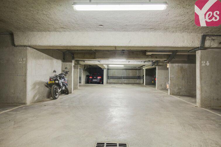 Parking Les îles - La Ferme - Avenue du Bas Meudon - Issy-les-Moulineaux location mensuelle