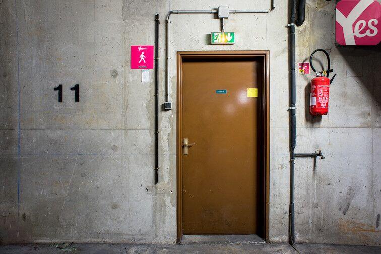 Parking Brochant - avenue de Clichy - Paris 17 75017