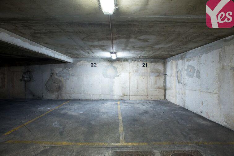 Parking Brochant - avenue de Clichy - Paris 17 sécurisé