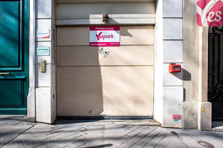 Parking Brochant - avenue de Clichy - Paris 17 location