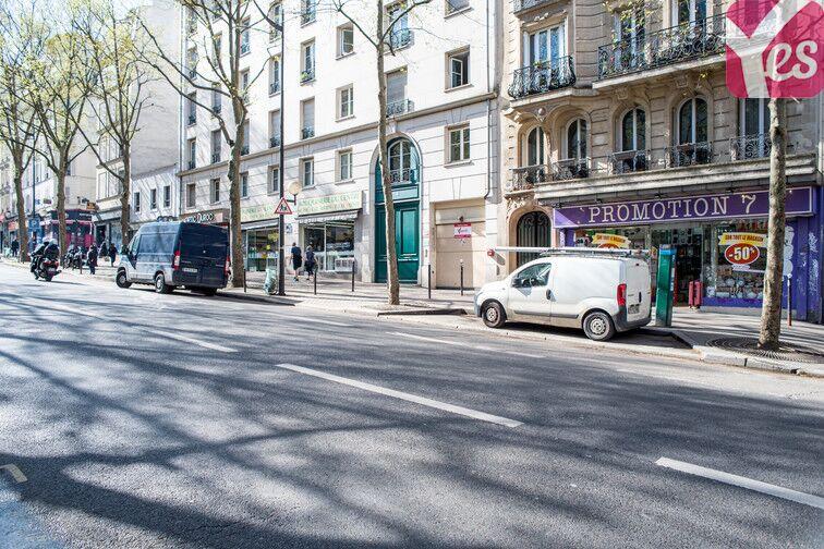 Parking Brochant - avenue de Clichy - Paris 17 91 avenue de Clichy