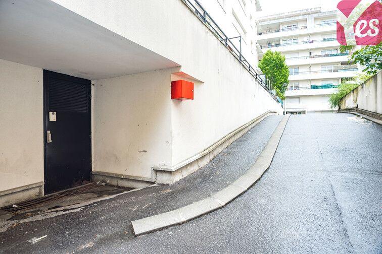 Parking Parc Sud - Nanterre box