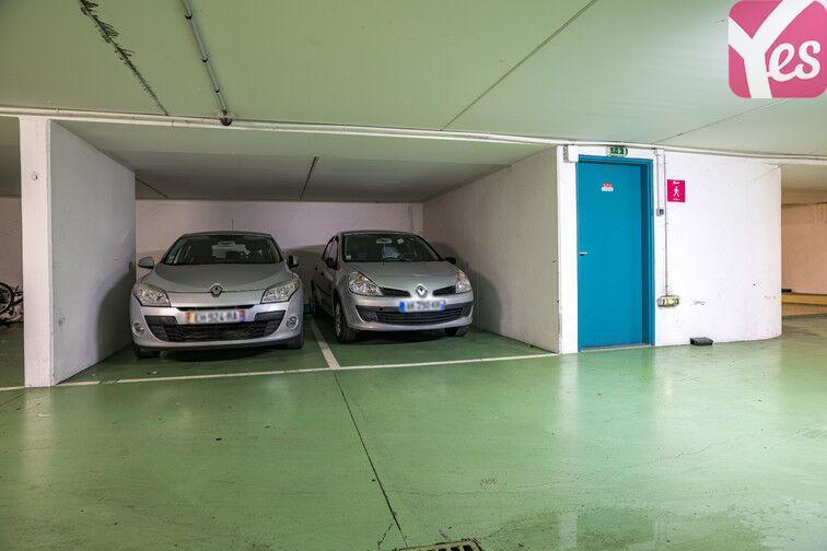Parking Parc Sud - Nanterre sécurisé