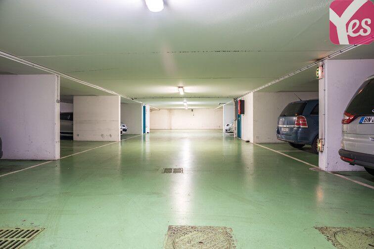 Parking Parc Sud - Nanterre gardien