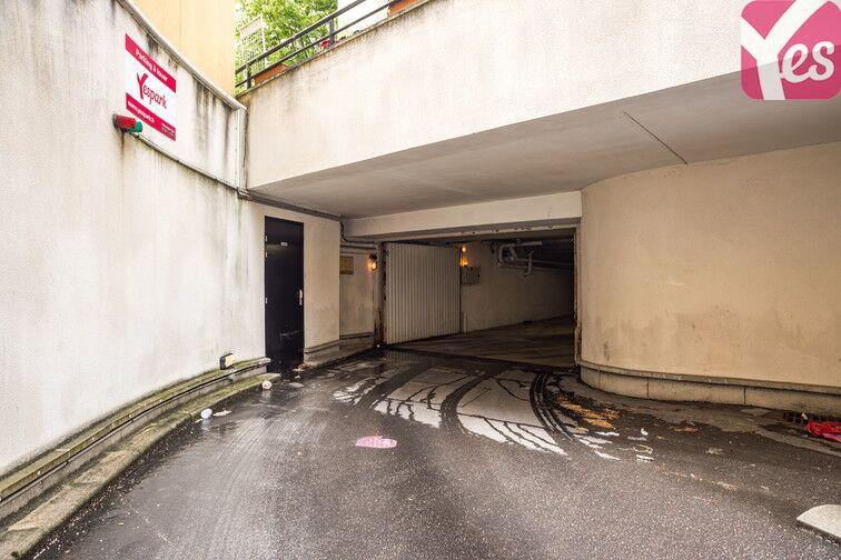 Parking Parc Sud - Nanterre caméra