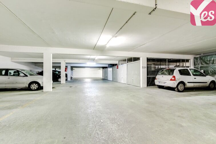 Parking Champerret - Porte d'Asnières - Levallois-Perret gardien