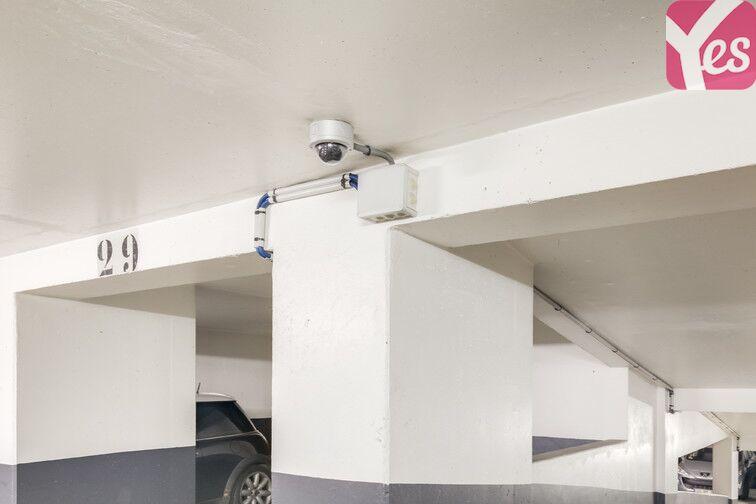 Parking Champerret - Porte d'Asnières - Levallois-Perret 24/24 7/7