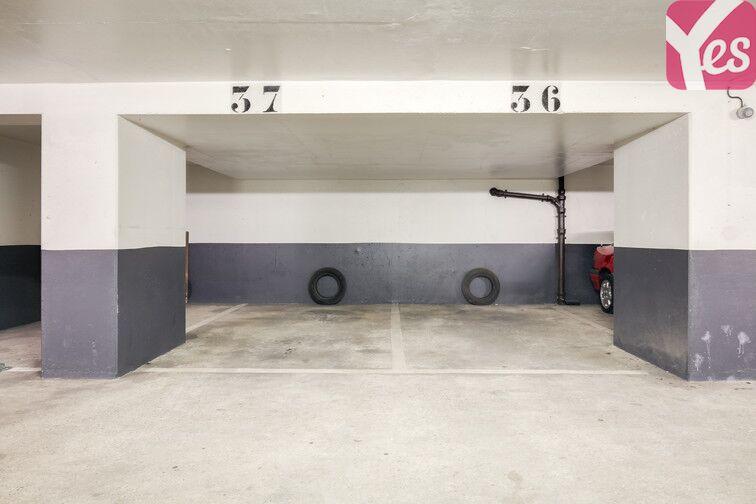Parking Champerret - Porte d'Asnières - Levallois-Perret caméra