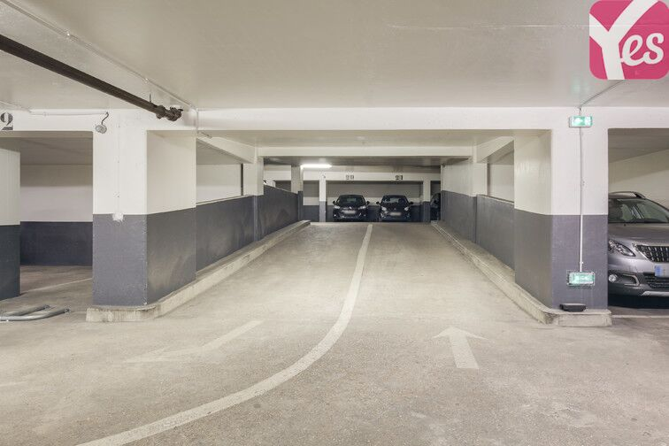 Parking Champerret - Porte d'Asnières - Levallois-Perret avis