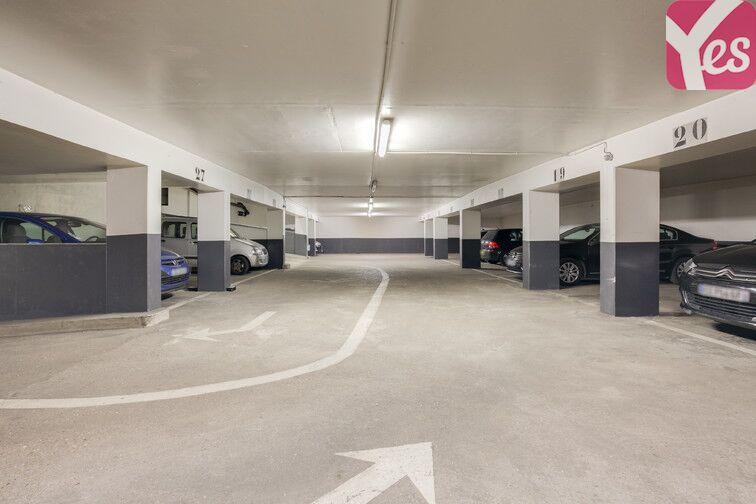 Parking Champerret - Porte d'Asnières - Levallois-Perret location mensuelle