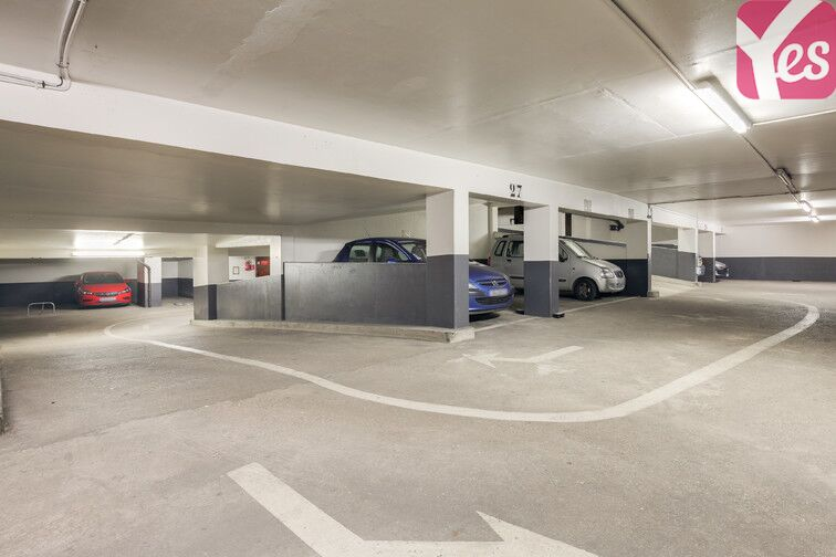 Parking Champerret - Porte d'Asnières - Levallois-Perret 92300