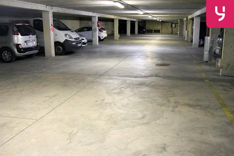 Parking Vaugirard sécurisé