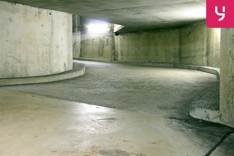 Parking Vaugirard gardien