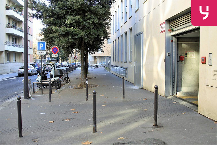 Location parking Vaugirard