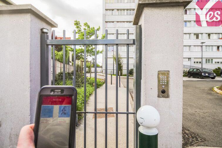 Parking Centre-ville - Bagneux caméra