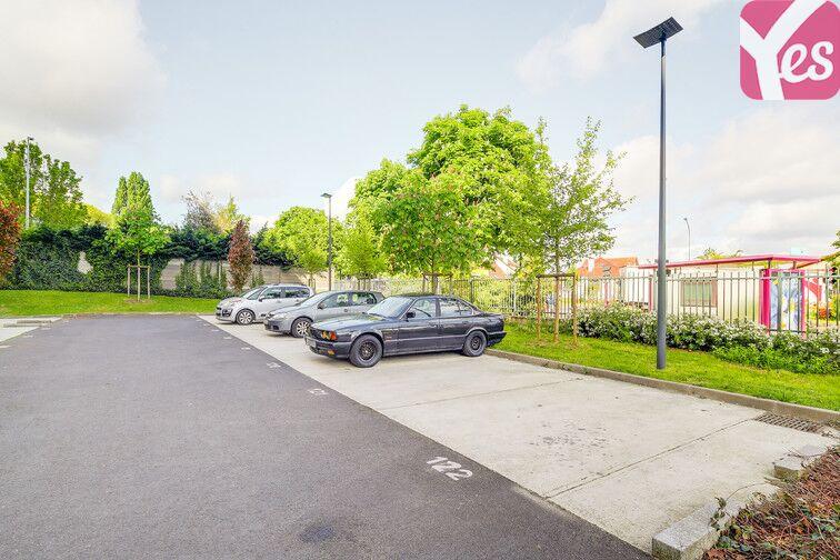 Parking Centre-ville - Bagneux 92220