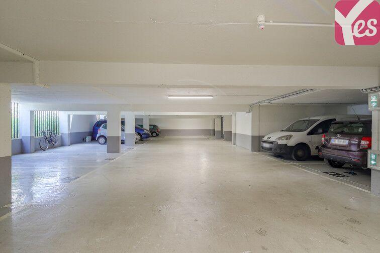 Parking Métro Asnières - Gennevilliers - Les Courtilles location