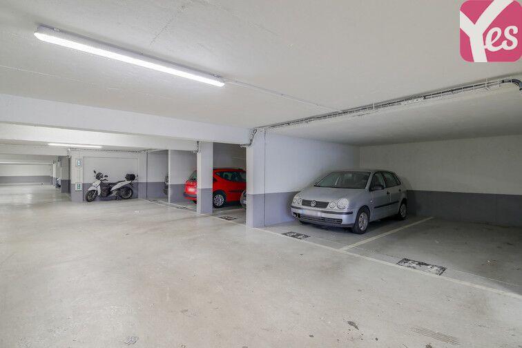 Parking Métro Asnières - Gennevilliers - Les Courtilles caméra