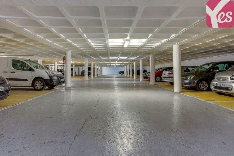 Parking Decros - Convention - Les Lilas Les Lilas
