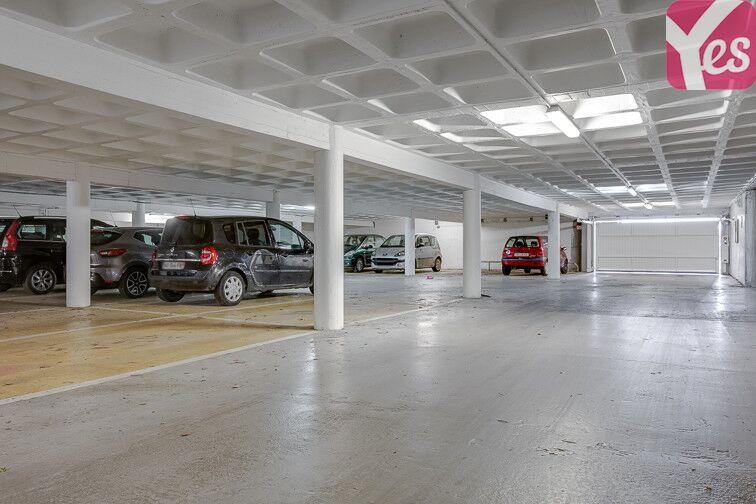 Parking Decros - Convention - Les Lilas location mensuelle