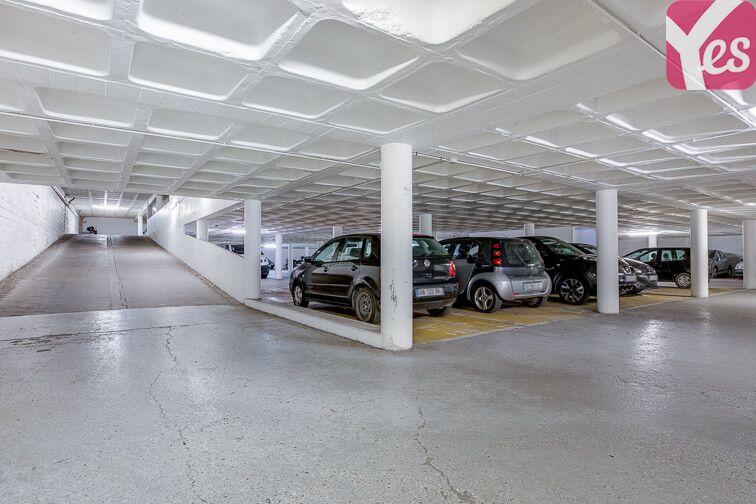 Parking Decros - Convention - Les Lilas sécurisé