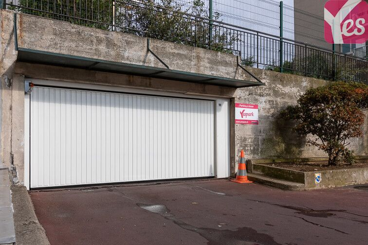 Parking Decros - Convention - Les Lilas 93260