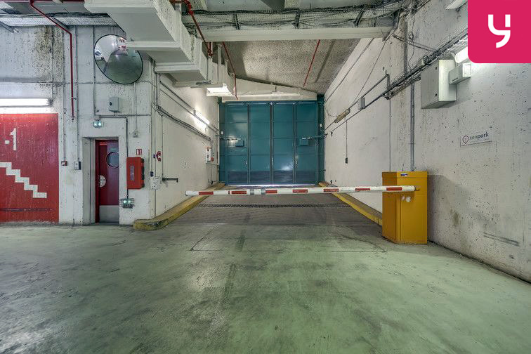 Parking Chevaleret - Places doubles souterrain