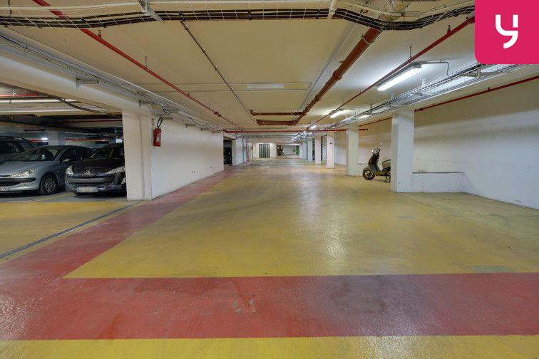 Parking Chevaleret - Places doubles gardien