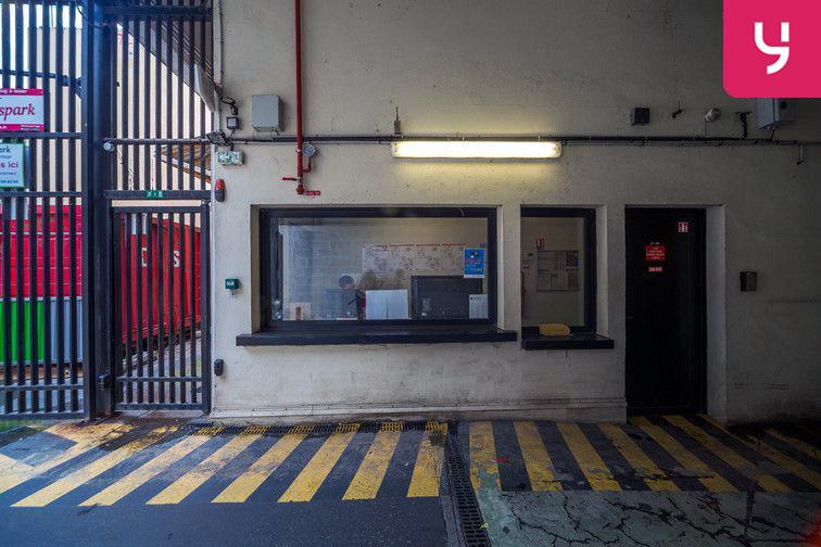 Parking Chevaleret - Places doubles box