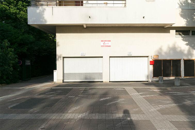 Parking Gare de Nanterre Préfecture sécurisé