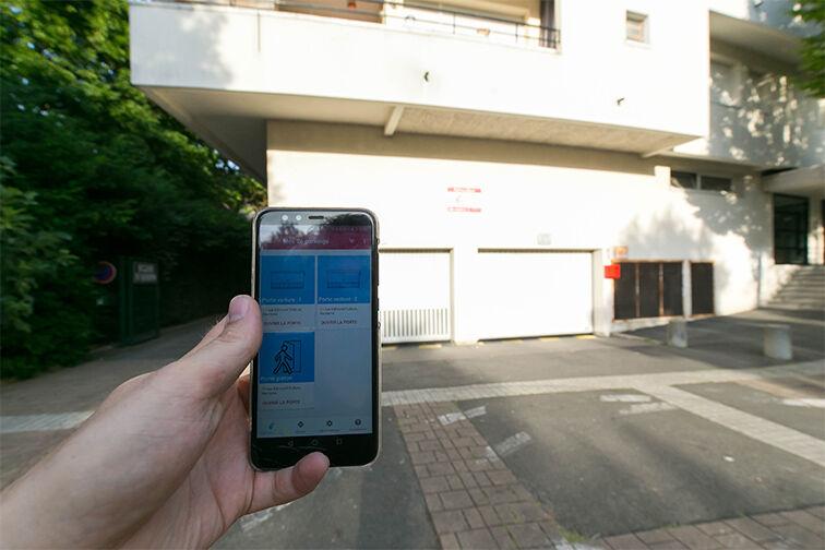Parking Gare de Nanterre Préfecture 92000