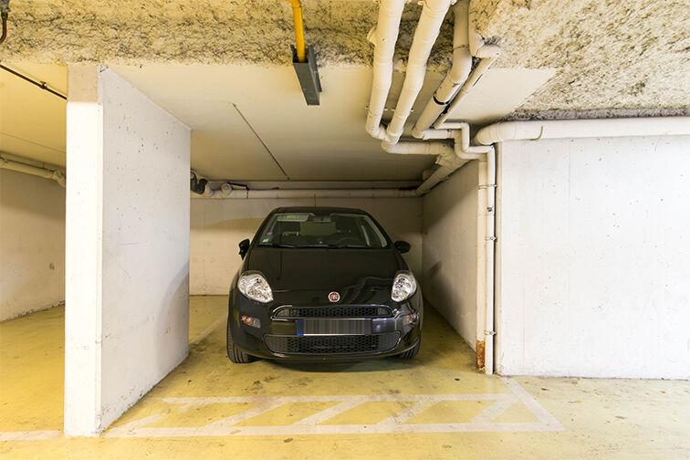 Parking Gare de Nanterre Préfecture à louer