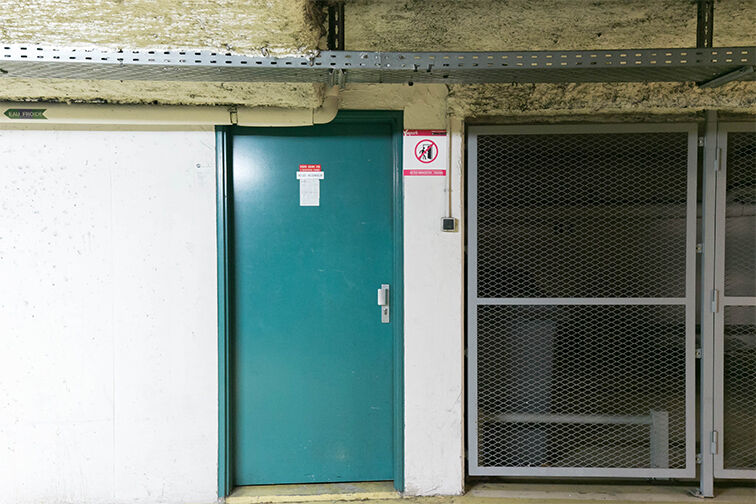 Parking Gare de Nanterre Préfecture garage